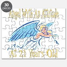 Angel Attitude 21st Puzzle