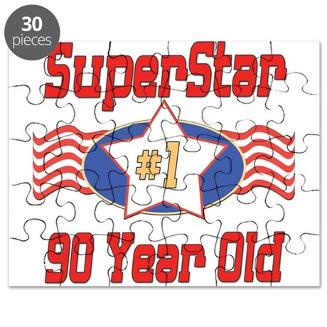 Superstar at 90 Puzzle