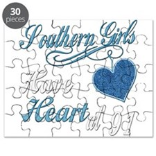 Southern Heart 91st Puzzle