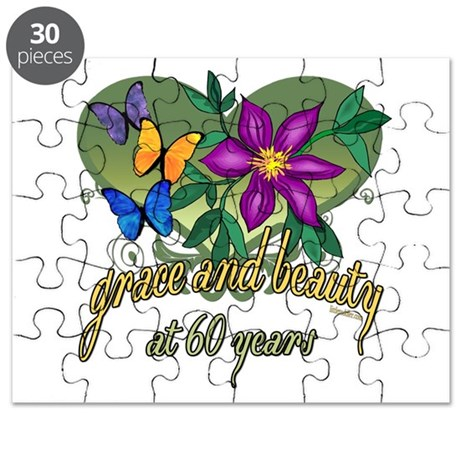 Beautiful 60th Puzzle