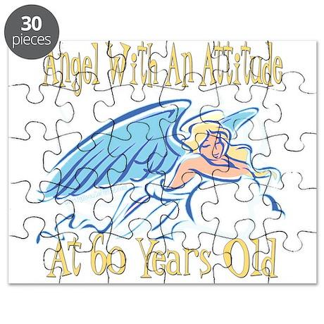 Angel Attitude 60th Puzzle