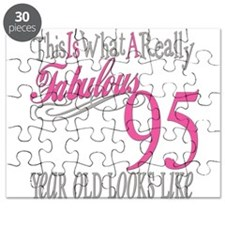 95th Birthday Gifts Puzzle