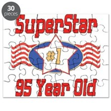 Superstar at 95 Puzzle