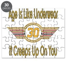 Funny 30th Birthday Puzzle