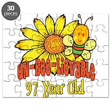 Un-Bee-Lievable 97th Puzzle