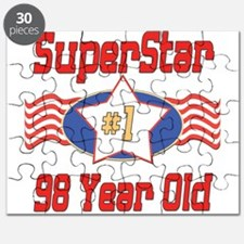 Superstar at 98 Puzzle