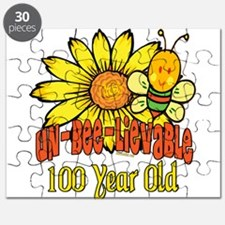 Un-Bee-Lievable 100th Puzzle