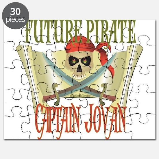 Captain Jovan Puzzle