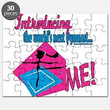 Future Gymnasts Puzzle
