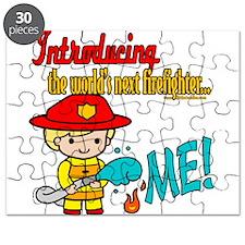 Future Fireman Puzzle