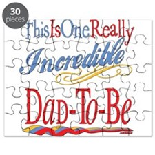Incredible Dad-To-Be Puzzle