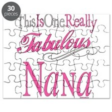 Fabulous Nana Puzzle