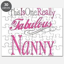 Fabulous Nanny Puzzle