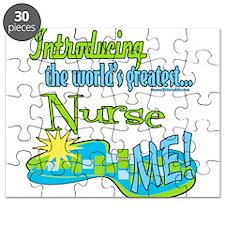 Best Nurse Ever Puzzle