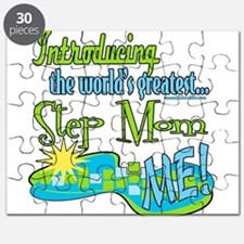 Best Step-Mom Puzzle