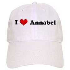 I Love Annabel Baseball Cap