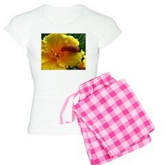 .slug on daylily. Pajamas