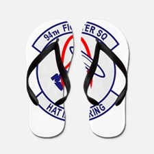 94th Fighter Squadron Flip Flops
