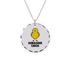 Eurasier Chick Necklace