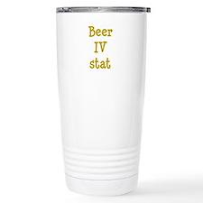 Beer IV stat Travel Mug