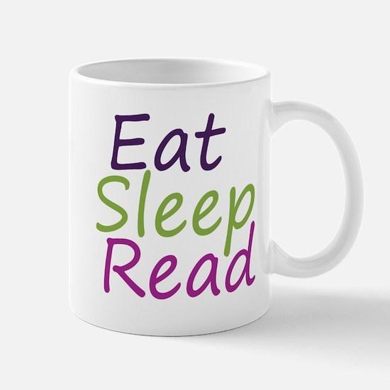 eatsleepread12-1-11 Mugs