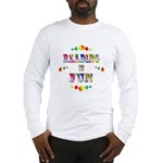 Reading is Fun Long Sleeve T-Shirt