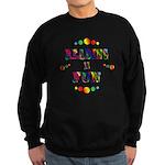 Reading is Fun Sweatshirt (dark)