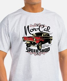 Nor-Cal Chevy Gasser T-Shirt