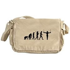 Rings Gymnast Messenger Bag