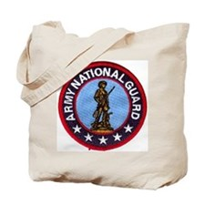 Army National Guard Collectio Tote Bag