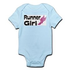 runner girl Body Suit