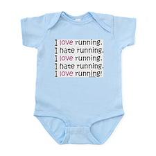 love running Body Suit