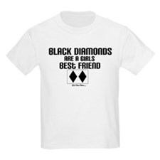 black diamond T-Shirt