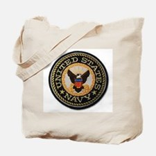 Navy Collection Tote Bag