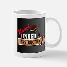 Novel Under Construction Mug