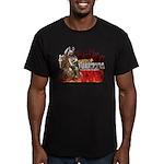 Men's Fitted Sanada Yukimura T-Shirt (dark)