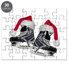 Cute Christmas hockey Puzzle