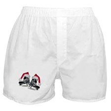 Cute Hockey puck Boxer Shorts