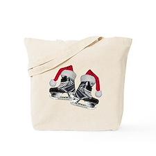 Unique Hockey christmas Tote Bag