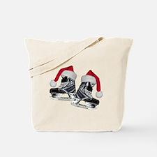 Funny Hockey goal Tote Bag