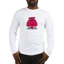 Nasty Bulldog Long Sleeve T-Shirt