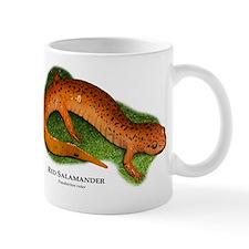 Red Salamander Mug