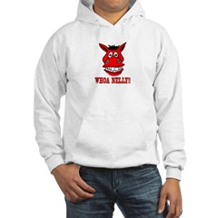 Horse Says Whoa Nelly Hoodie