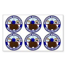 MooseKnuckles Helmet Stickers