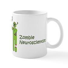 Zombie Neuroscientist Mug