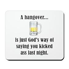 Hangover Mousepad