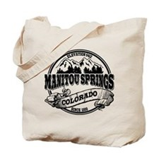 Manitou Springs Old Circle Tote Bag