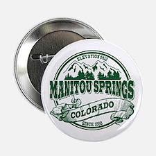 "Manitou Springs Old Circle 2.25"" Button"