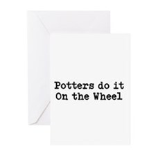 Pottery Greeting Cards (Pk of 10)