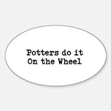 Pottery Decal